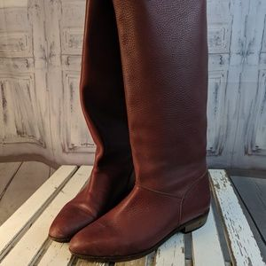 Vivere Italiano womens shoes comfort boots leather